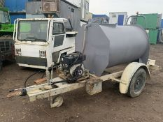 Towable Pressure Washer Jet Wash