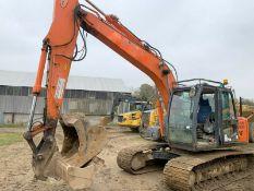 Hitachi ZX130 Excavator
