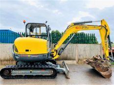 Wacker Neuson 50Z3 VDS Excavator