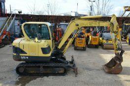 Hyundai Robex 55-9 Midi Excavator