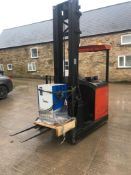 Bt 1.6 ton reach truck