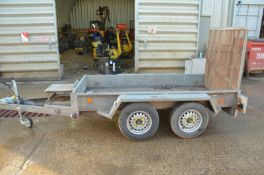 Meredith and Eyre Plant Trailer