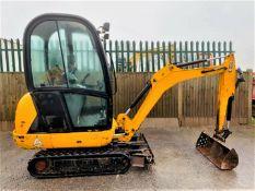 JCB 8018 Excavator