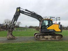 Volvo EC140EL Excavator