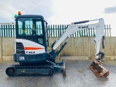 Bobcat E25 Excavator