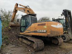 CASE CX 210 Excavator 21 Ton Digger