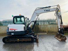 Bobcat E85 Excavator