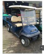 Club Car Electric Golf Buggy NO VAT