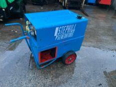 Stephill 6 Kva Diesel Generator NO VAT