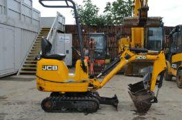 JCB 8008 CTS Micro Excavator
