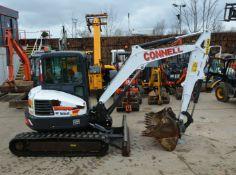 Bobcat E50 Midi Excavator