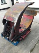 Forklift Paper Clamp And Rotator