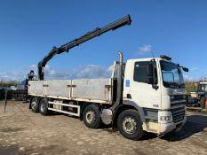 Hino 700 8x4 Hiab Lorry