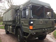 Man Hx Ex Mod Lorry Truck 18.330