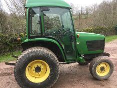 John Deere 4500 Tractor