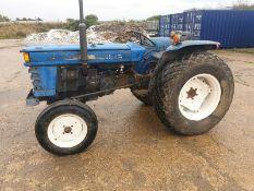 Iseki Ts3510 Tractor