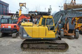 Volvo EC140 LC Excavator