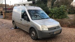 Ford Connect Van NO VAT