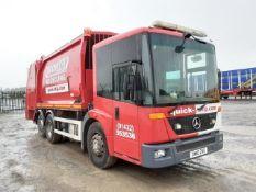 Mercedes-Benz Ebonics 2629 Dustcart Bin Lorry