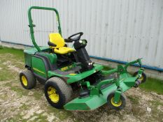 John Deere 1565 Out Front Ride On Lawn Mower