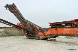 Finlay 694T Supertrak Screener