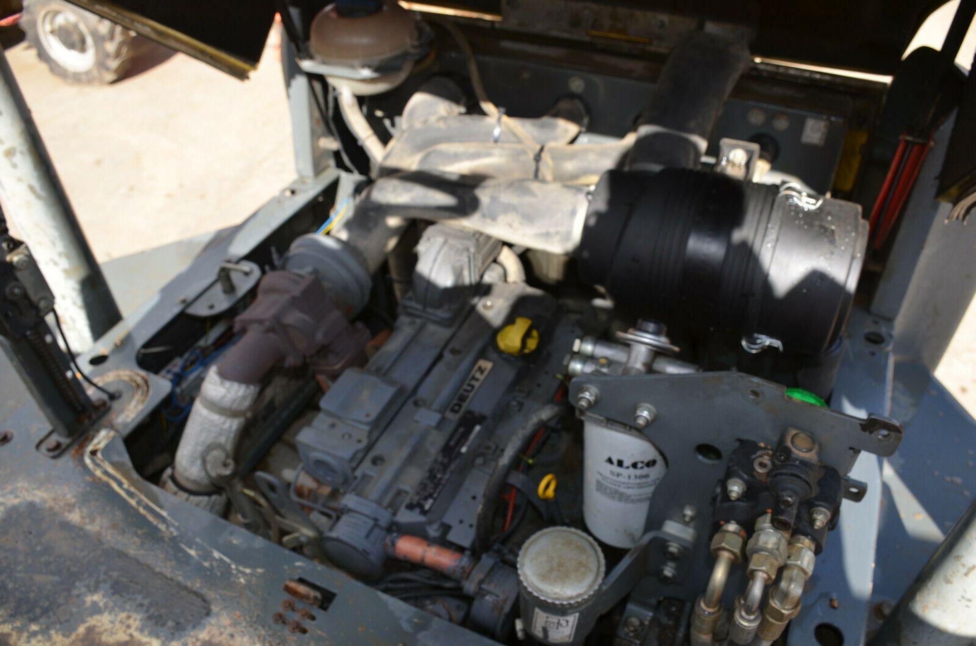 Lot 92 - Wacker Neuson 9001 Straight Tip Dumper
