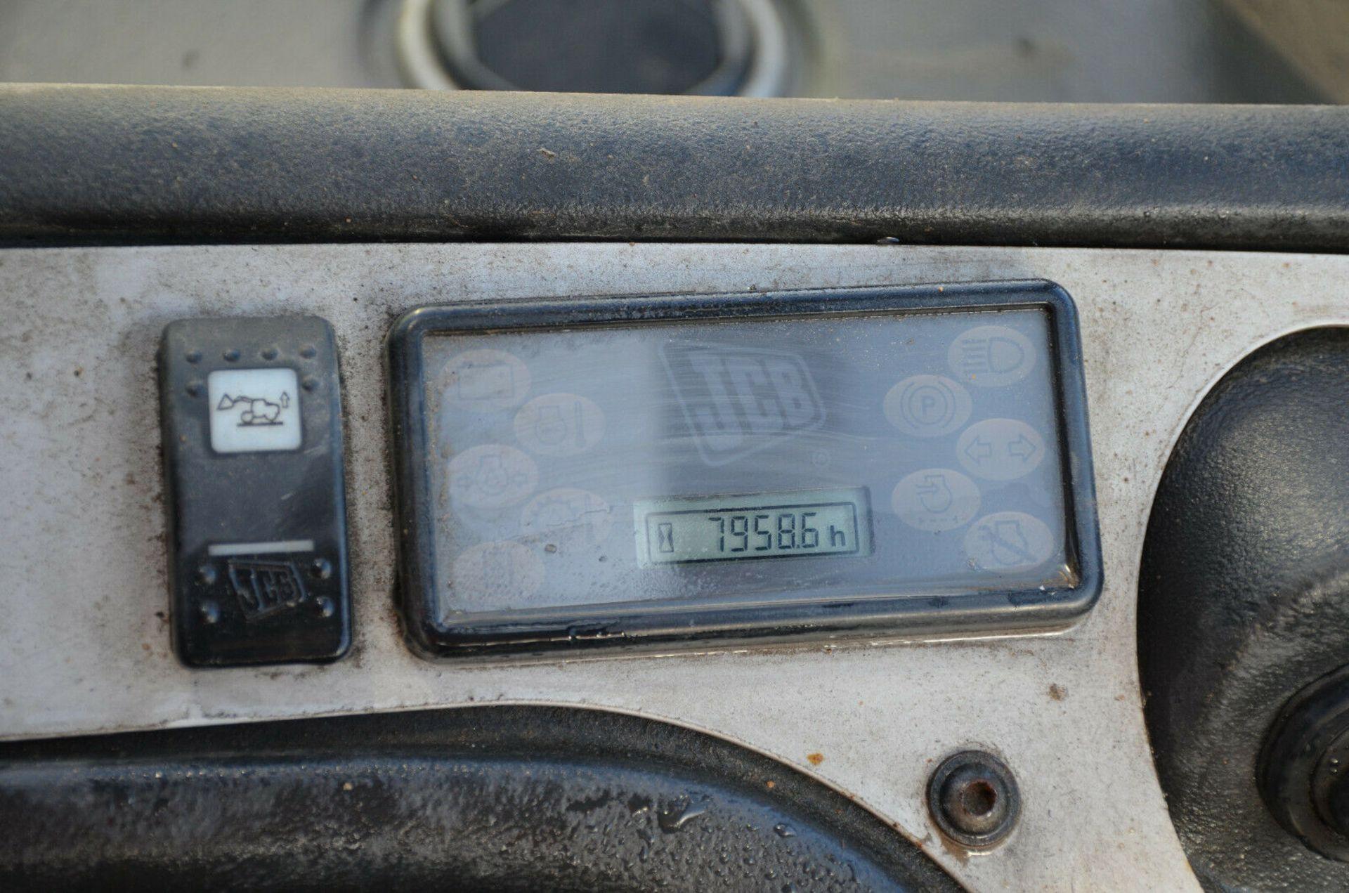 Lot 94 - JCB Teletruk TLT30G