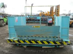 Kone Hydraulic Dock Leveller Loading Ramp