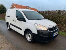2016 Peugeot Partner 750 S L2 Van