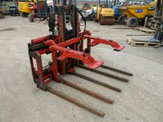 Kaup Multi Pallet Lifter