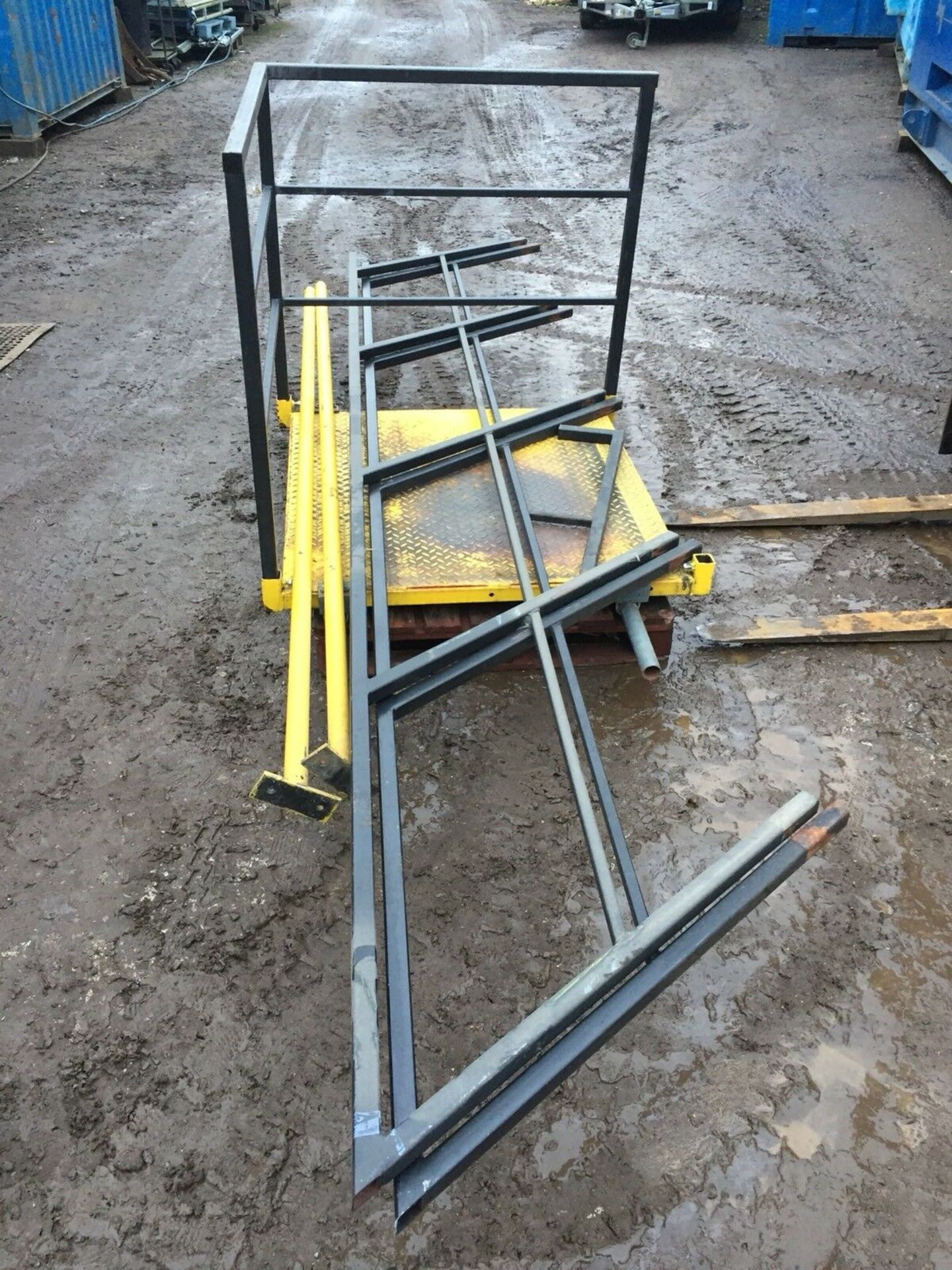 Lot 109 - Staircase Handrails