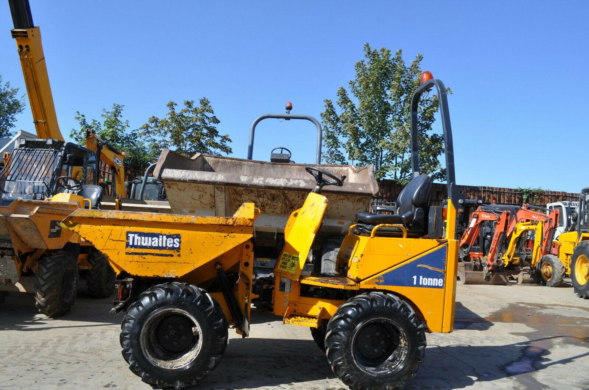 Lot 98 - Thwaites 1 Tonne High Tip Dumper