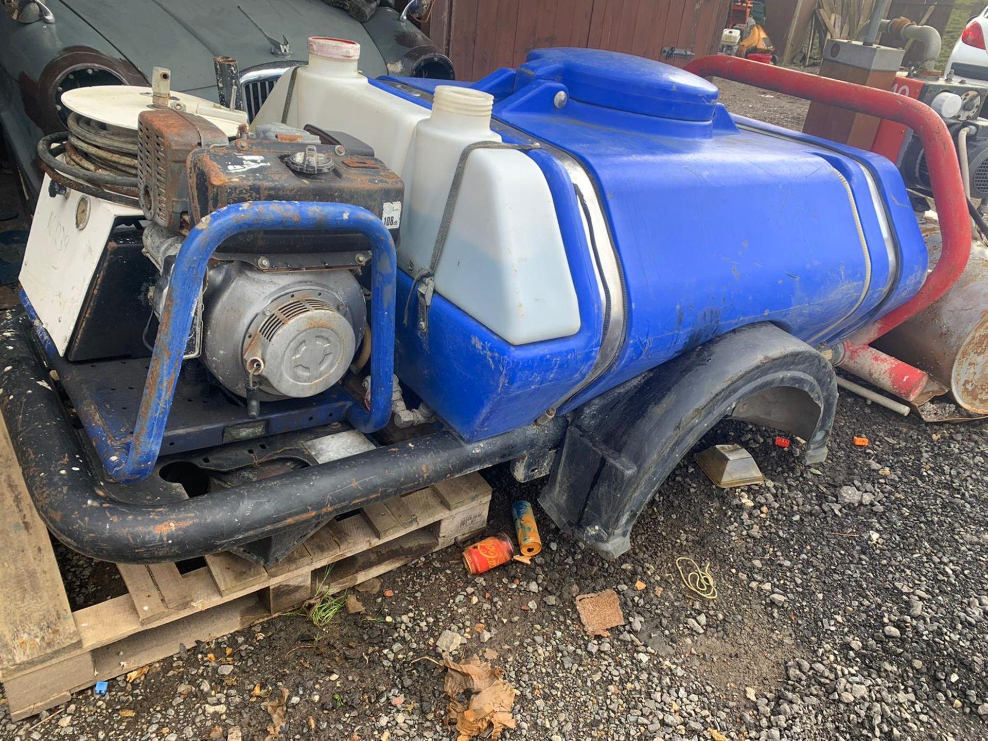 Lot 143 - Brendon Diesel Pressure Washer Bowser