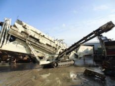 Nordberg Metso ST356 Tracked Screener