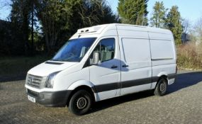 Vw Crafter CR35 TDI 109ps Chiller Van