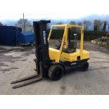 Hyster 3 Ton Diesel Forklift,
