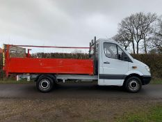 Mercedes Sprinter 309CDI Pick Up Drop Side With Tail Lift