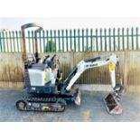 Bobcat E10 Excavator Digger