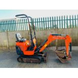 Kubota KX008-4 Excavator