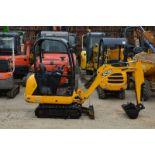 JCB 8014 CTS Mini Excavator