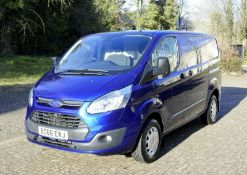 Ford Transit Custom 290 Trend. E Tech