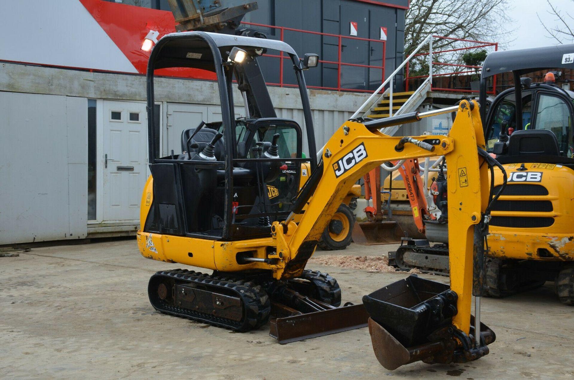 Lot 87 - JCB 8014 CTS Mini Excavator
