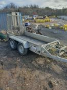Indespension Plant Trailer NO VAT