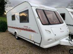 Elddis Odyssey 482 Caravan NO VAT
