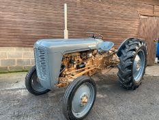 Massey Ferguson Tractor FE35 NO VAT