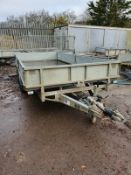 Ifor Williams Drop Side Trailer NO VAT