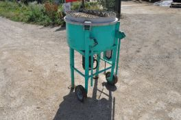 Imer Portable Vertical Shaft Mixer 110v