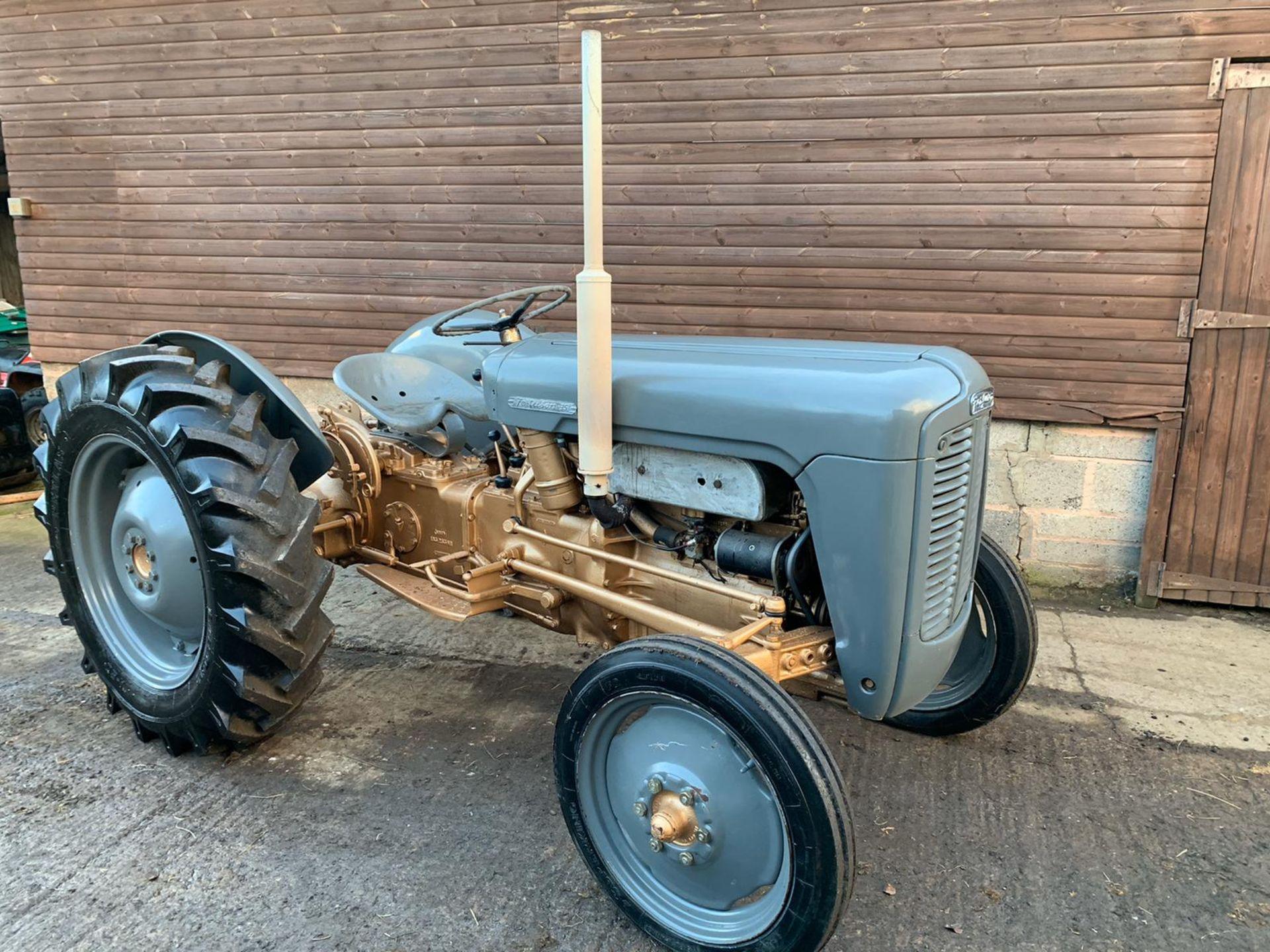 Lot 142 - Massey Ferguson Tractor FE35 NO VAT