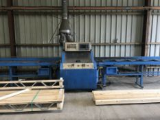 Mitek Cross Cut Saw Easy Cut 828 NO RESERVE