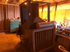 Dustraction Dust Extractor system three-phase 10 bags to include ducting